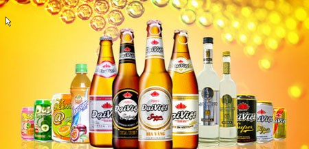 Giá bia rượu tại một số thị trường ngày 20/5/2016