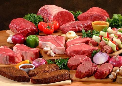 Giá thịt tại một số tỉnh ngày 5/7/2016