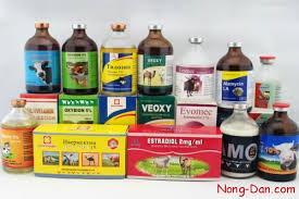 Danh mục thuốc thú y cấm sử dụng trong kinh doanh thủy sản