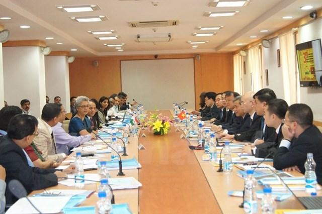 17-18/7: Mời doanh nghiệp tham dự hội thảo giao thương với DN Ấn Độ
