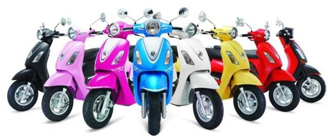 Người Việt mua hơn 1,4 triệu xe máy trong 6 tháng đầu năm