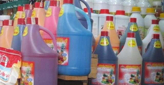 Không để hóa chất nhập khẩu vào nội địa khi chưa có giấy phép