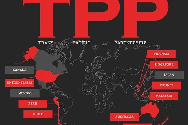 TPP: 77,2% số dòng thuế nhập khẩu vào Mexico sẽ được cắt giảm
