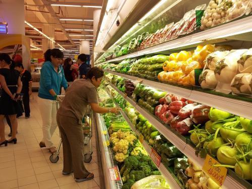 Giá rau quả tại một số tỉnh ngày 22/7/2016