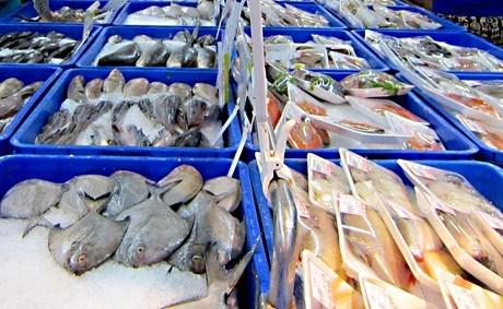 Giá thủy sản tại một số tỉnh ngày 22/7/2016