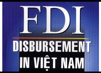 TP.HCM: Vốn đầu tư nước ngoài giảm mạnh