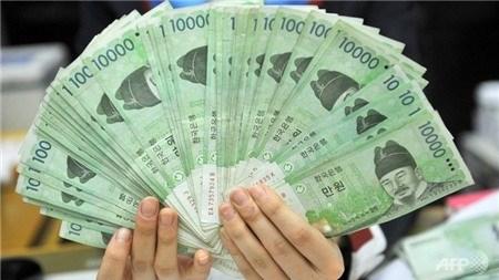 Hàn Quốc đóng băng mức lãi suất cơ bản 1,25%