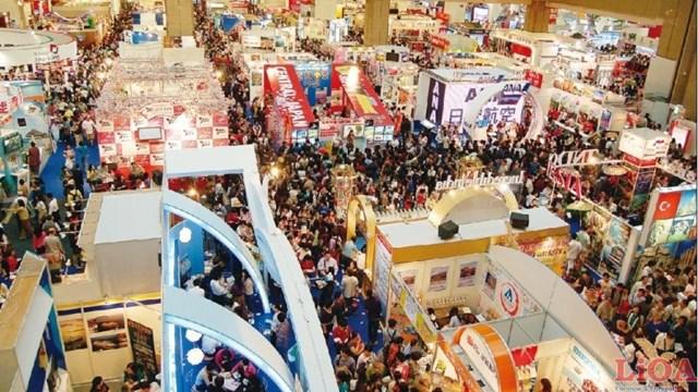 3-6/10: Mời tham dự Triển lãm quốc tế công nghiệp tại Algeria