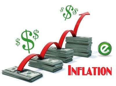 Lạm phát 8 tháng tăng 1,91%