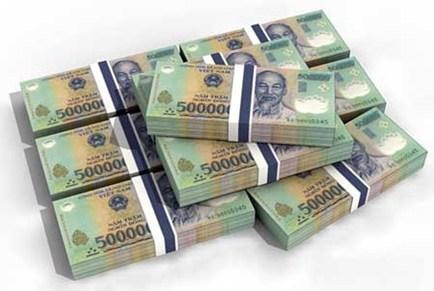 Hệ thống ngân hàng đang dư thừa lượng tiền lớn