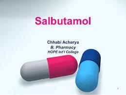 Bộ Y tế tiếp tục cho phép nhập khẩu Salbutamol