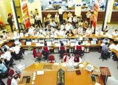Phí cấp phép thành lập Sở Giao dịch hàng hóa là 200 nghìn đồng/lần cấp