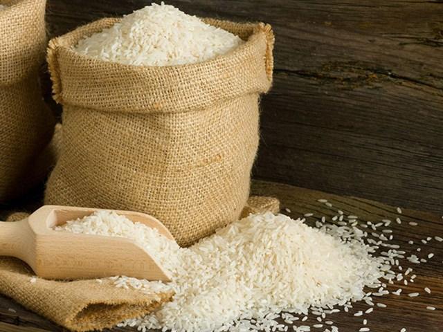 Xuất khẩu gạo giảm cả về lượng và kim ngạch