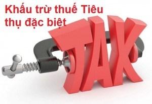Bổ sung thêm điều kiện khấu trừ thuế tiêu thụ đặc biệt