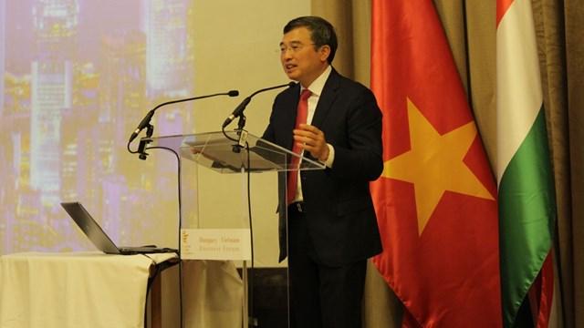 Khóa họp lần thứ 7 Ủy ban hỗn hợp về hợp tác kinh tế Việt Nam – Hungary