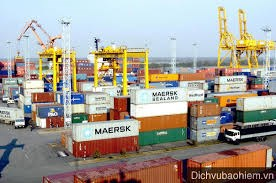 Hàng hóa nhập khẩu vào Việt Nam tăng mạnh