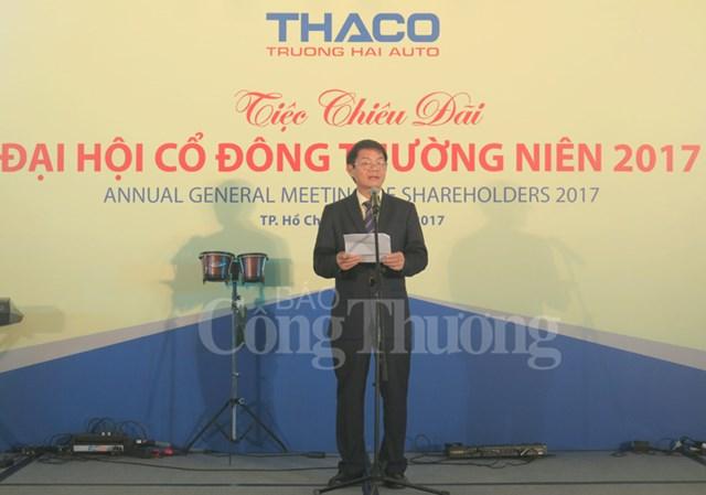 Thaco giữ vững vị trí đứng đầu thị trường ôtô Việt Nam