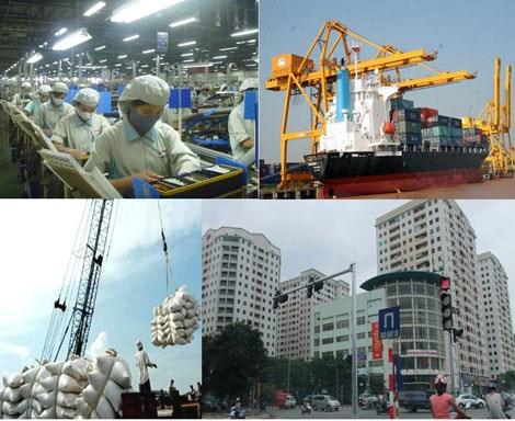 Kinh tế Việt Nam sẽ tăng trưởng 6,3% nhờ dòng vốn ngoại
