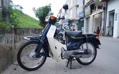 Honda Cub đời 1998 giá 85 triệu tại Hà Nội
