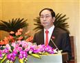 Phát biểu của Chủ tịch nước về việc VN nhận vai trò chủ nhà năm APEC 2017