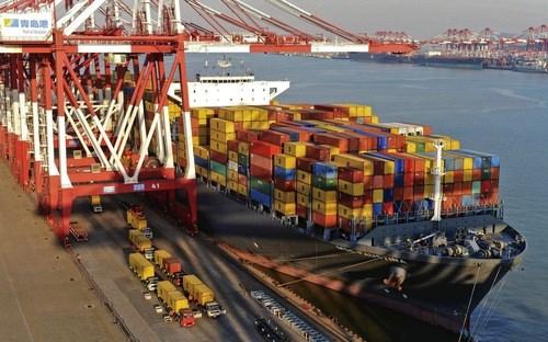 Hàng hóa xuất khẩu sang Trung Quốc tiếp tục tăng trưởng mạnh