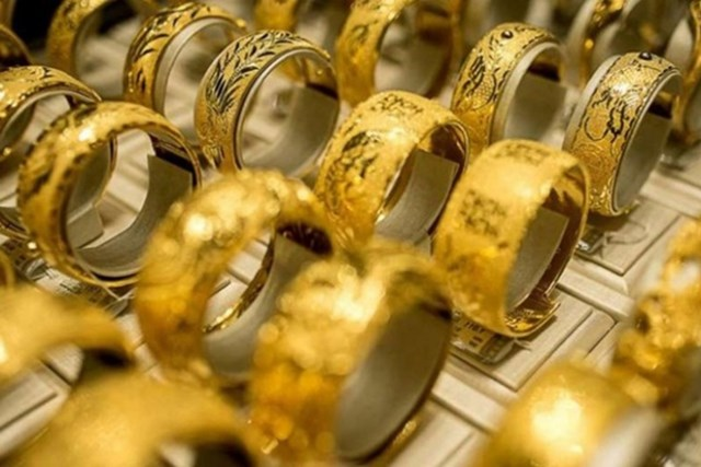 Giá vàng, tỷ giá 10/5/2017: vàng tiếp tục giảm sâu