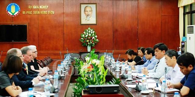 Hoa Kỳ sẽ tạo thuận lợi cho cá da trơn Việt Nam trong thời gian chuyển tiếp