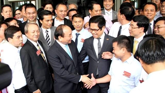 Hội nghị Thủ tướng Chính phủ với doanh nghiệp diễn ra vào ngày 17/5