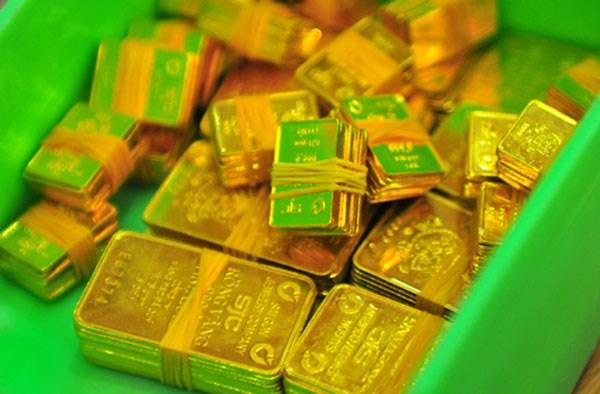 Giá vàng, tỷ giá 16/5/2017: giá vàng tăng do sức mua lớn