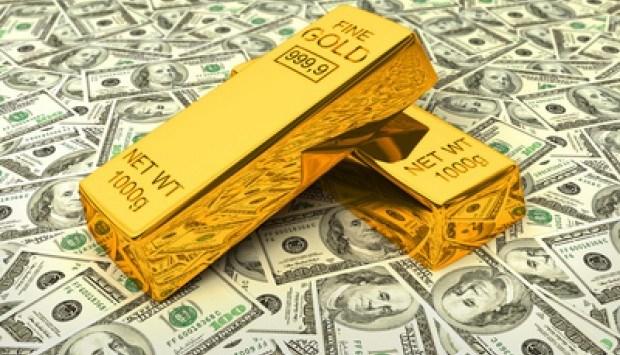 Giá vàng, tỷ giá 17/5/2017: giá vàng vẫn trong xu hướng tăng do đồng USD suy yếu