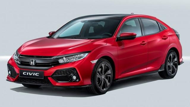 Bảng giá xe ô tô Honda tháng 7/2017 cùng các ưu đãi