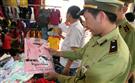 Lực lượng quản lý thị trường xử lý 1.432 vụ vi phạm tuần qua