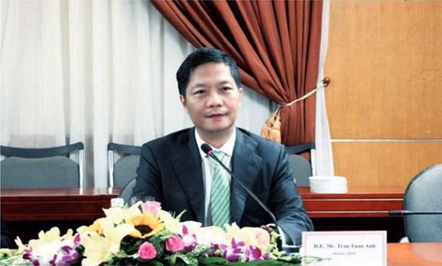 Bộ trưởng Trần Tuấn Anh làm việc với các Trưởng Cơ quan đại diện VN ở nước ngoài