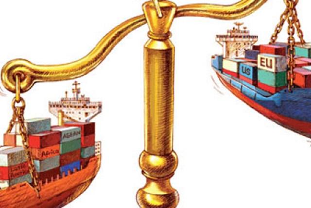 7 tháng nhập siêu bằng 2,7% tổng kim ngạch hàng hoá xuất khẩu