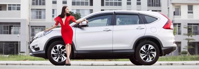 Honda Việt Nam giảm giá ô tô hàng trăm triệu đồng