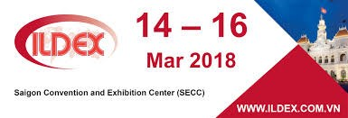 14 – 16/3/2018: Gần 250 doanh nghiệp sẽ tham gia ILDEX Việt Nam 2018