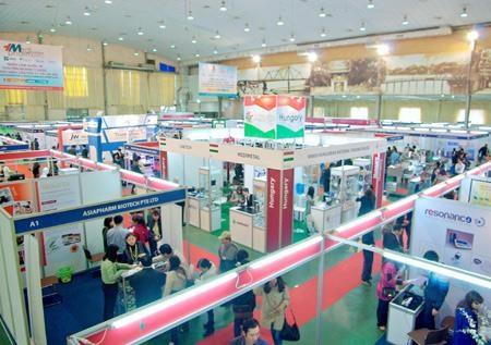 12-14/10: Mời tham dự Triển lãm dược phẩm, hóa mỹ phẩm và y tế tại Algeria