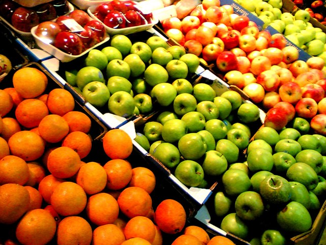 Nhập khẩu rau quả vào Việt Nam tăng rất mạnh