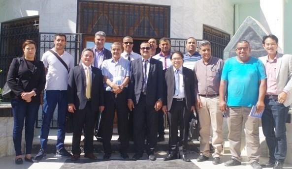Thúc đẩy hợp tác kinh tế-thương mại giữa VN với tỉnh Biskra, Algeria