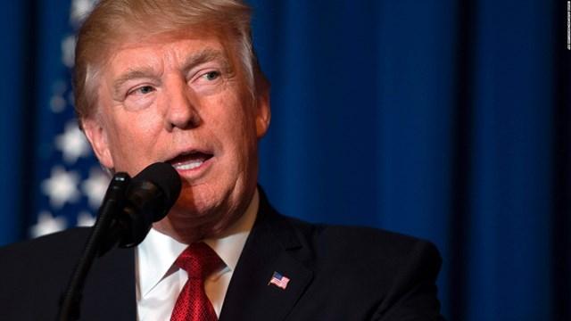 Tổng thống Mỹ Donald Trump sẽ tham dự và có bài phát biểu tại APEC CEO 2017