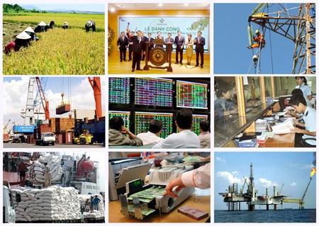 Kinh tế 10 tháng đầu năm 2017 tăng trưởng tốt