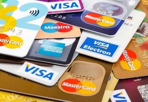 Thẻ tín dụng sẽ chỉ được rút 5 triệu đồng mỗi ngày