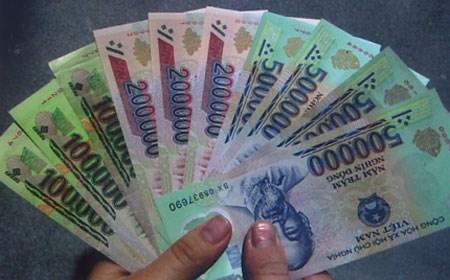 Dự trữ ngoại hối tăng cao, tiền đồng ổn định