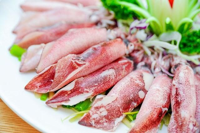 Xuất khẩu mực và bạch tuộc sang Trung Quốc tăng trưởng mạnh