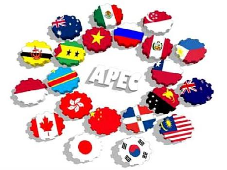 Thương mại hàng hóa giữa Việt Nam và các nước APEC 10 tháng 2017