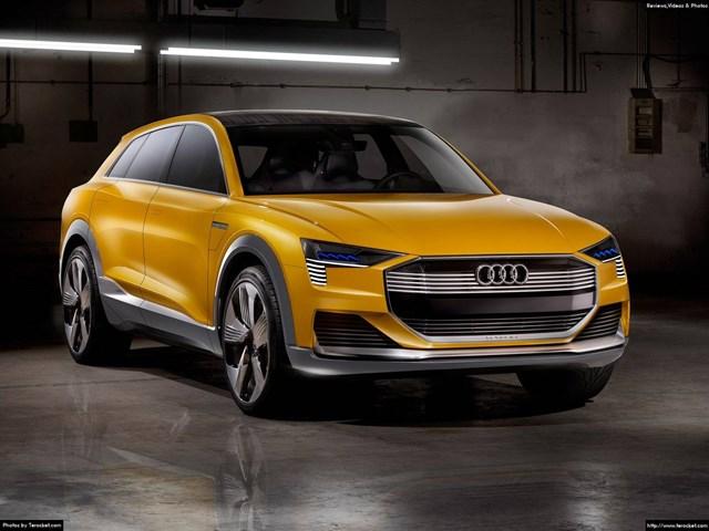 Bảng giá xe ô tô Audi tháng 12/2017