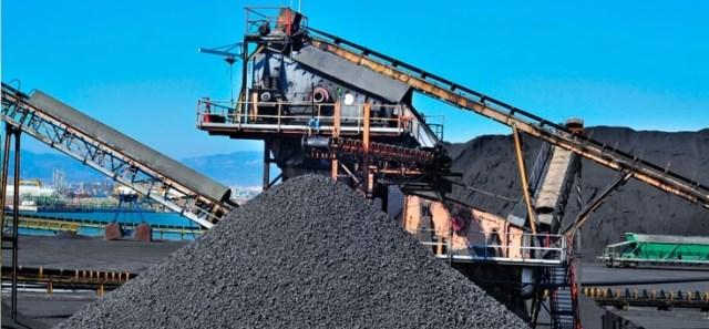 Xuất khẩu than đá liên tục tăng mạnh