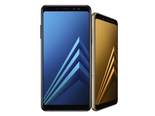 Giá điện thoại Samsung tháng 1/2018: Galaxy A8 và A8 Plus 2018 lên kệ