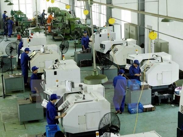 Máy móc thiết bị nhập khẩu vào Việt Nam liên tục tăng mạnh