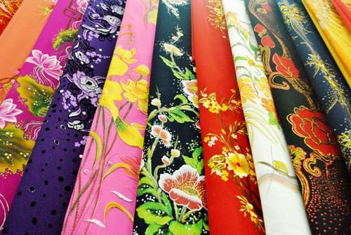 Trên 53% kim ngạch nhập khẩu vải về Việt Nam là từ Trung Quốc